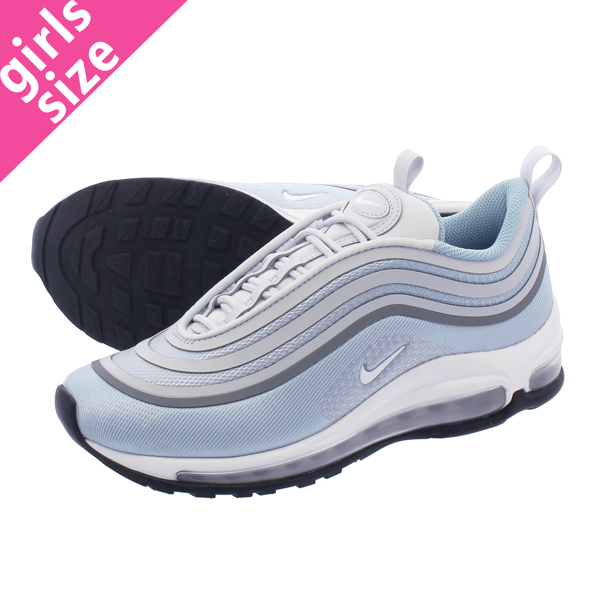 huge selection of adfaf 62473 LOWTEX PLUS: NIKE AIR MAX 97 ULTRA '17 GS Kie Ney AMAX 97 ultra 17 ...
