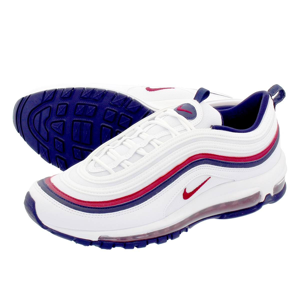 Nike Leather Air Max 97 Lx W in Pink Lyst