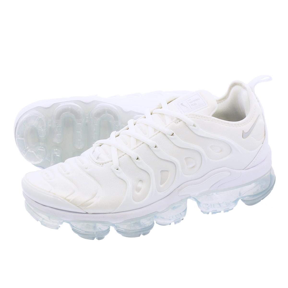 7b453197b8 NIKE AIR VAPORMAX PLUS Nike vapor max plus WHITE/WHITE/PURE PLATINUM  924,453- ...