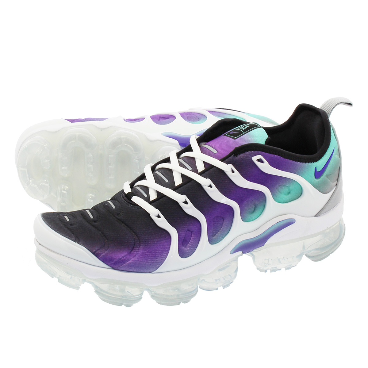 f4bb776073 LOWTEX PLUS: NIKE AIR VAPORMAX PLUS Nike vapor max plus WHITE/FIERCE PURPLE  924,453-101 | Rakuten Global Market