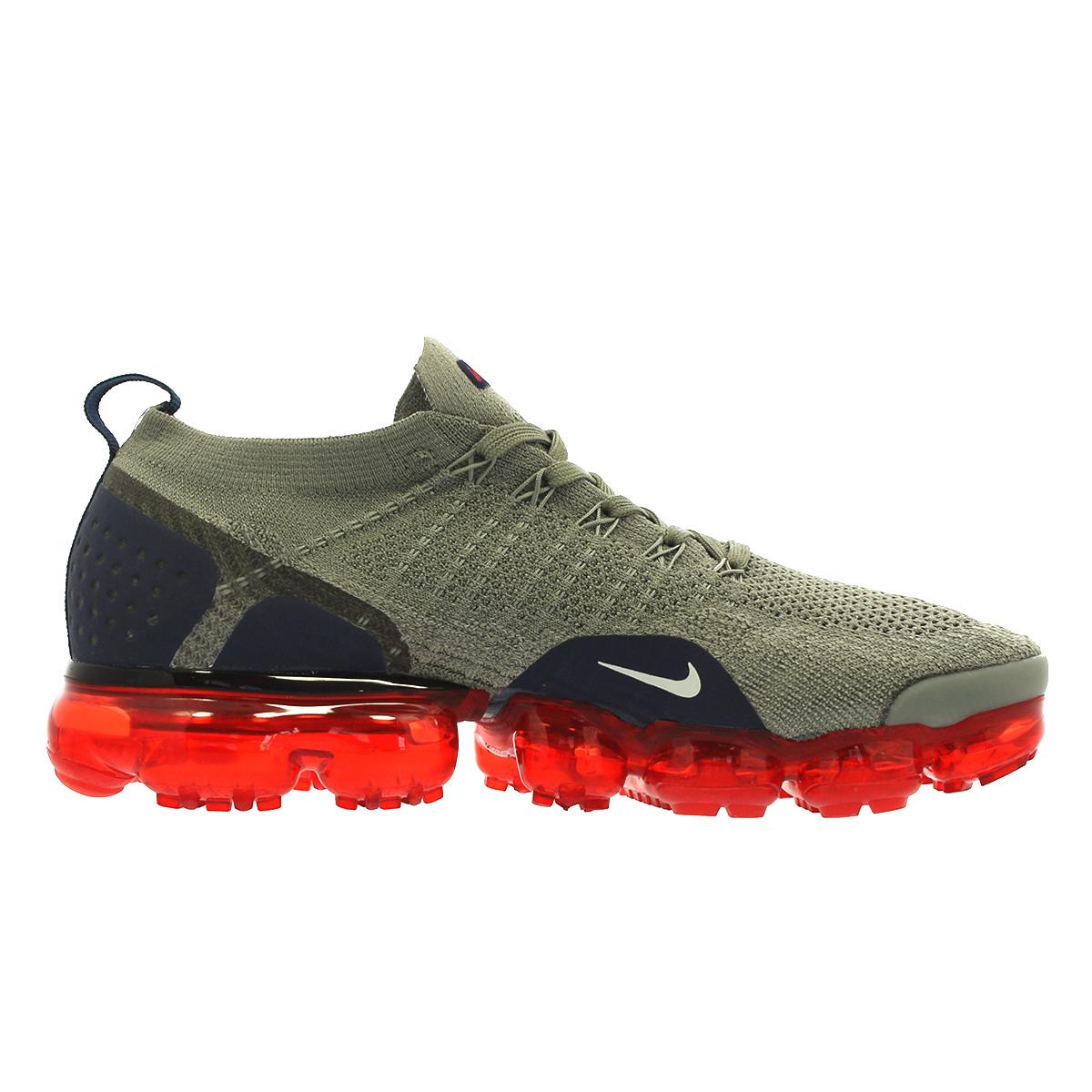 978e229fbf3 NIKE AIR VAPORMAX FLYKNIT 2 Nike vapor max fried food knit 2 DARK STUCCO GREY  FOG OBSIDIAN 942
