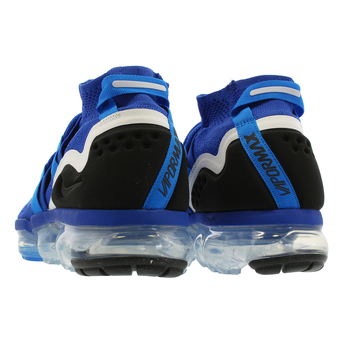 the latest c6232 ec51e NIKE AIR VAPORMAX FLYKNIT UTILITY Nike vapor max fried food knit utility  GAME ROYAL/BLACK/PHOTO BLUE/SUMMIT WHITE ah6834-400
