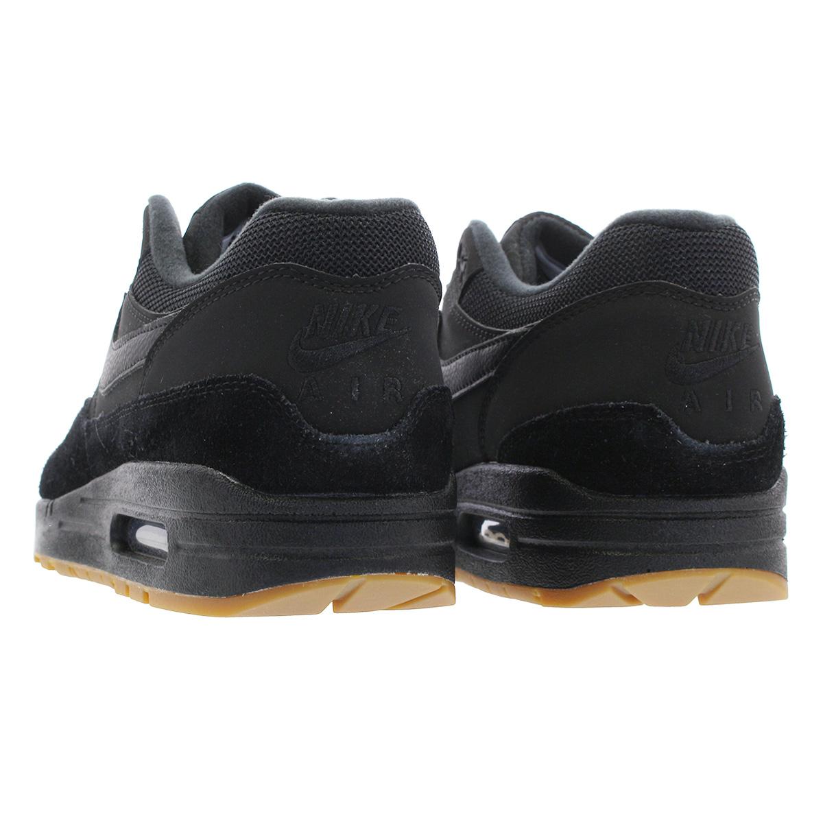 online retailer 2b2b7 07431 ... NIKE AIR MAX 1 Kie Ney AMAX 1 BLACK BLACK BLACK GUM MEDIUM ...