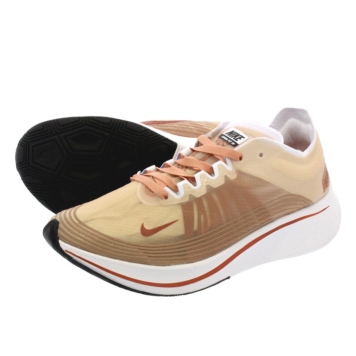 19ebc56e2ade NIKE WMNS ZOOM FLY SP Nike women zoom fly SP DUSTY PEACH GUAVA ICE DUSTY  PEACH aj8229-200