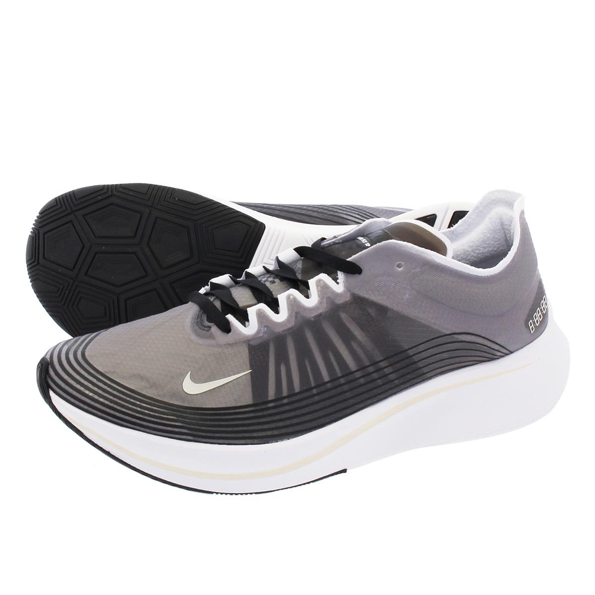 854204e5607 LOWTEX PLUS  NIKE ZOOM FLY SP Nike zoom fly SP BLACK LIGHT BONE ...