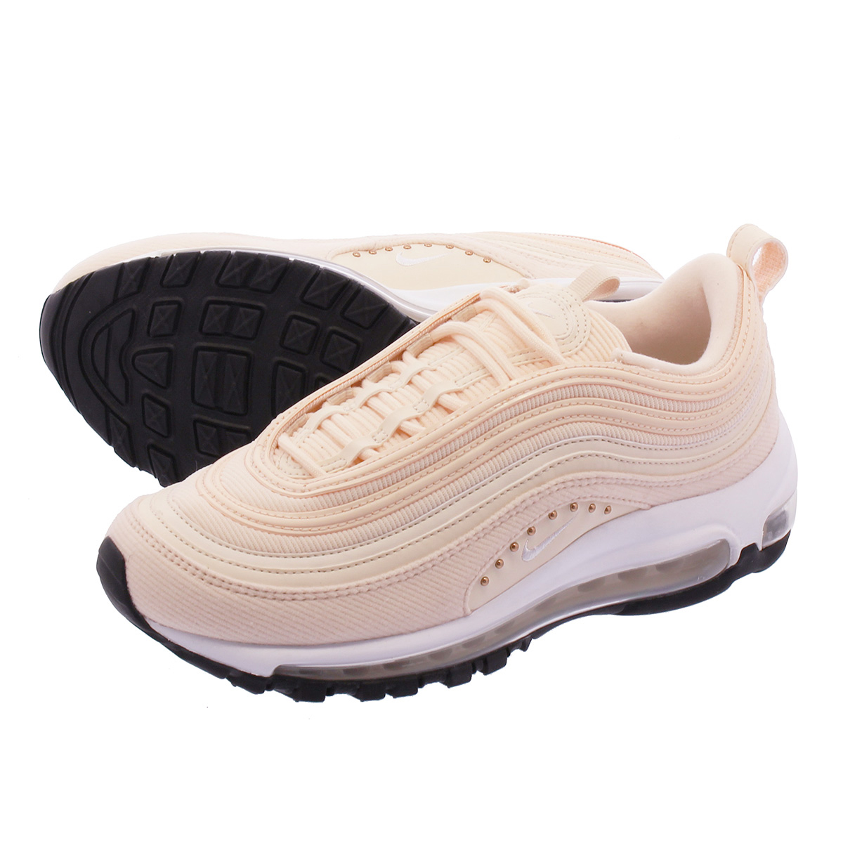 NIKE WMNS AIR MAX 97 SE ナイキ ウィメンズ エア マックス 97 SE GUAVA ICE/BLACK/WHITE aq4137-800