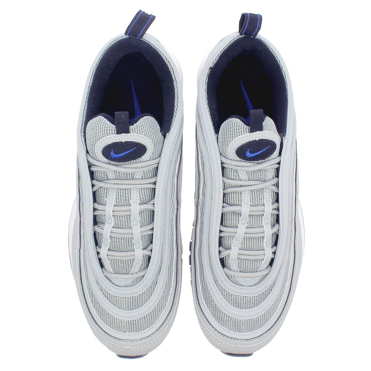 Nike Air Max 97 Silber Blau AQ7331 001