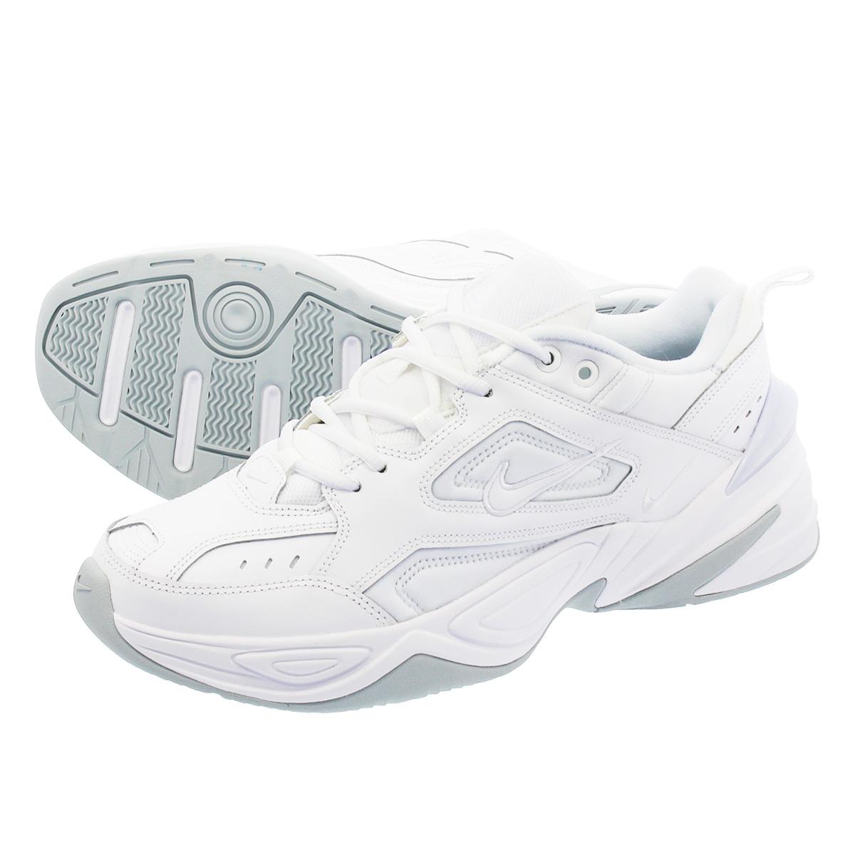 LOWTEX PLUS  NIKE M2K TEKNO Nike M2K techno WHITE WHITE PURE PLATINUM av4789 -101  31694af56a65a