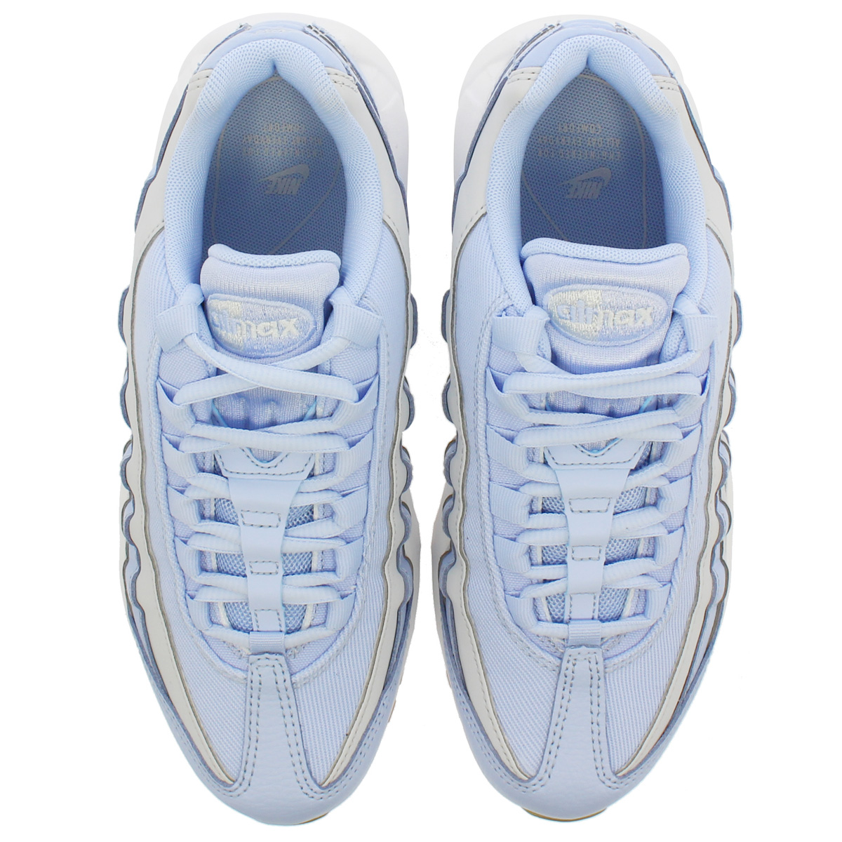 Nike Air Max 95 Shoes Light BlueGrey | 307960 403