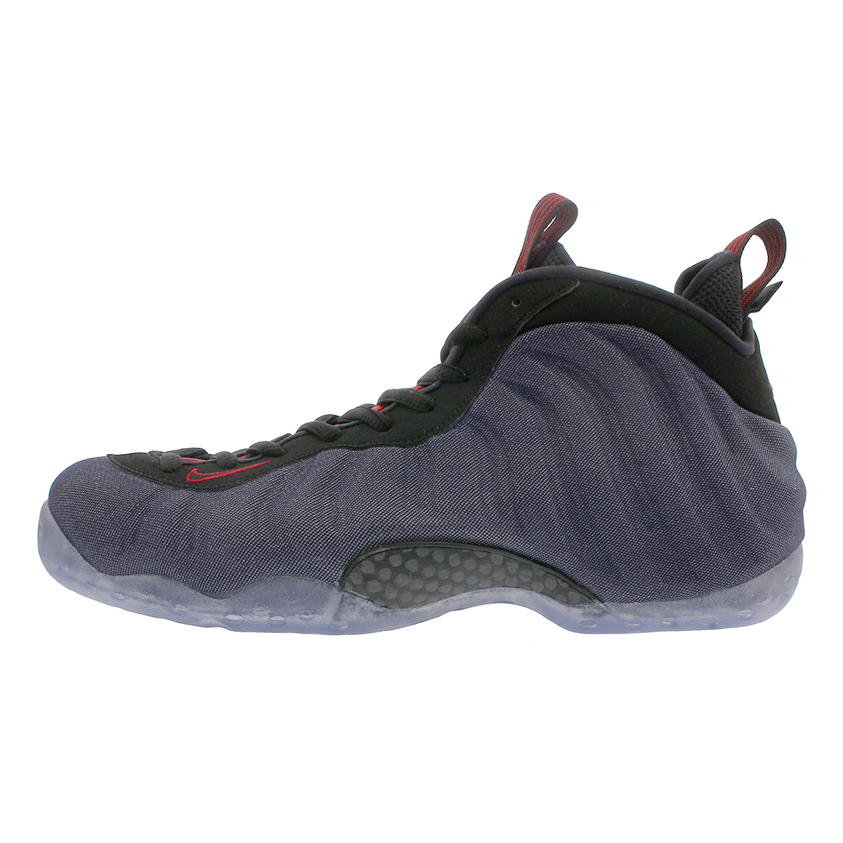 33fd007341c NIKE AIR FOAMPOSITE ONE ナイキエアフォームポジットワン OBSIDIAN BLACK UNIVERSITY RED  314