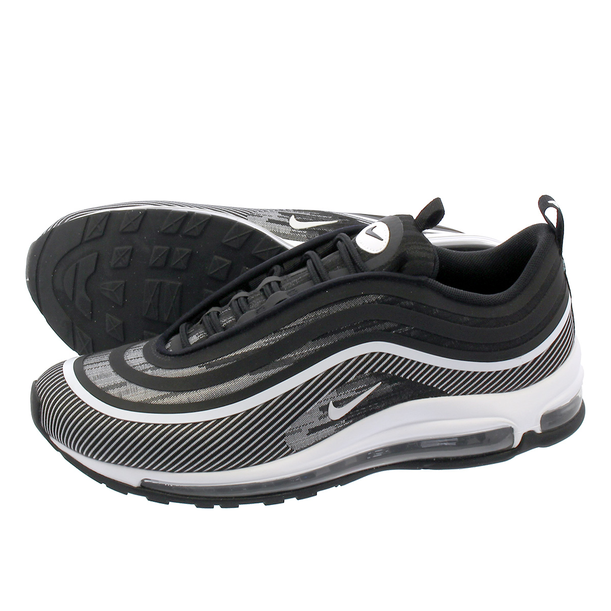 0275105544 LOWTEX PLUS: NIKE AIR MAX 97 UL '17 Kie Ney AMAX ultra 17 BLACK/WHITE  918,356-006 | Rakuten Global Market
