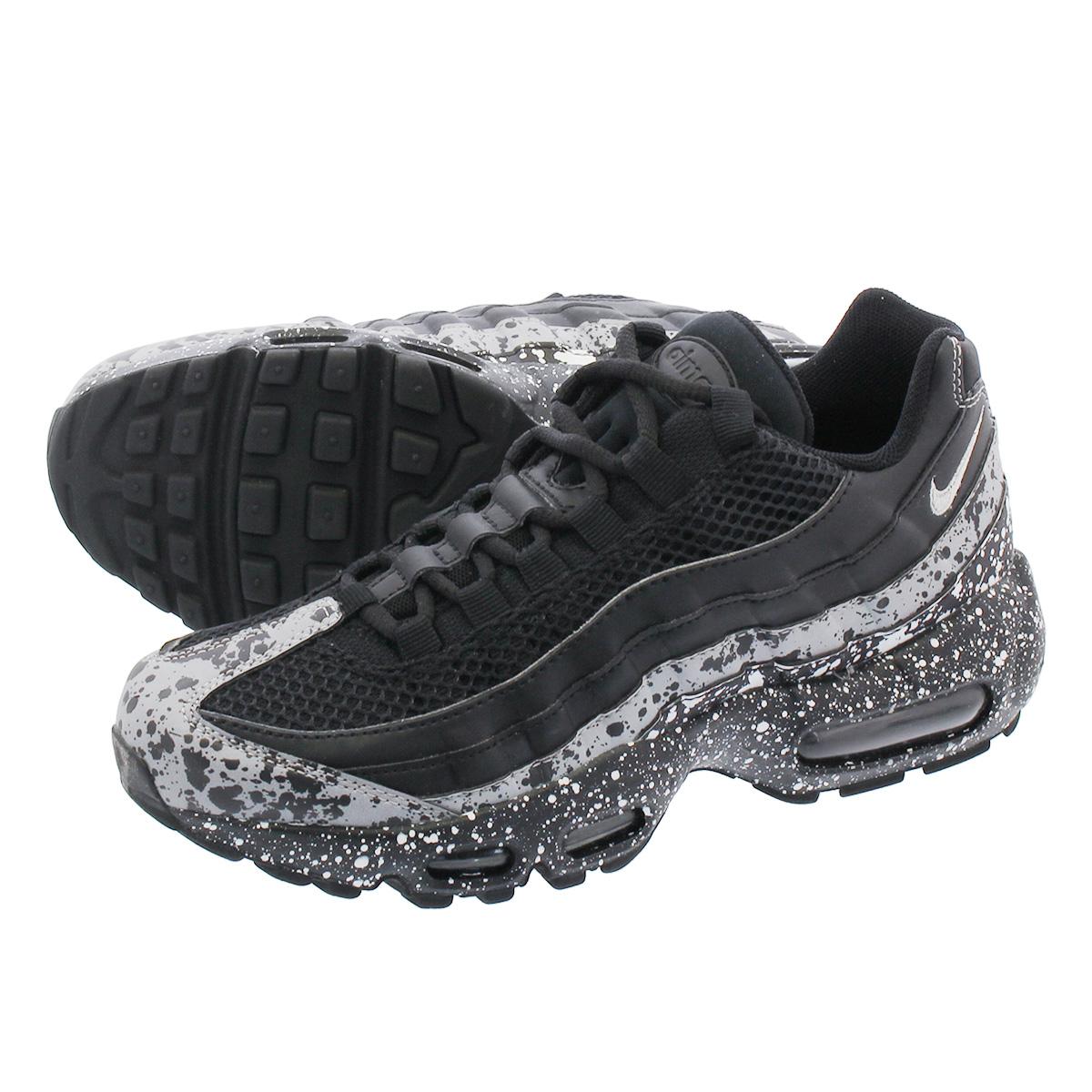 LOWTEX PLUS  NIKE WMNS AIR MAX 95 SE Nike women Air Max 95 SE BLACK ... 01fbe487d