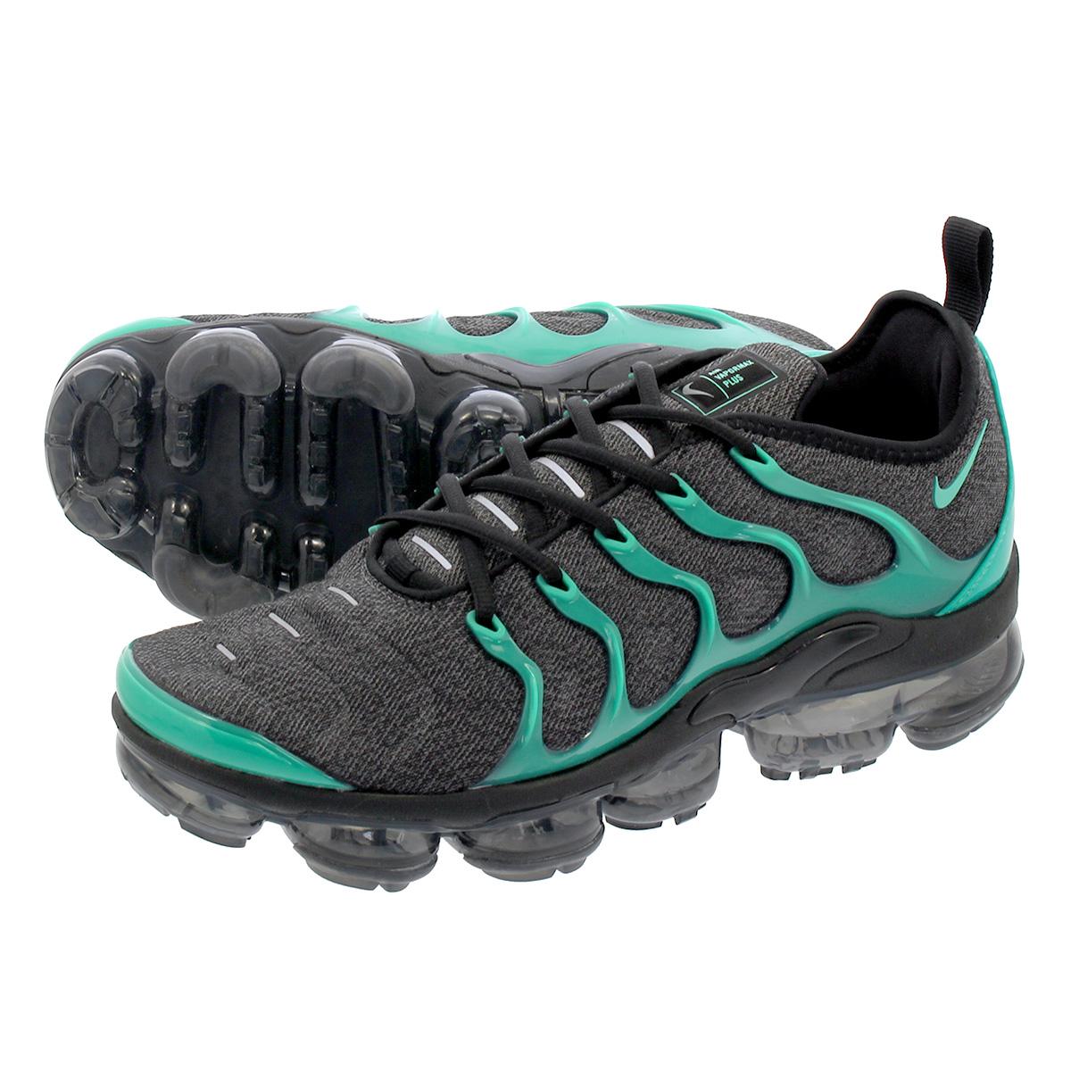 771e8bba3e9 LOWTEX PLUS  NIKE AIR VAPORMAX PLUS Nike vapor max plus BLACK GREEN ...