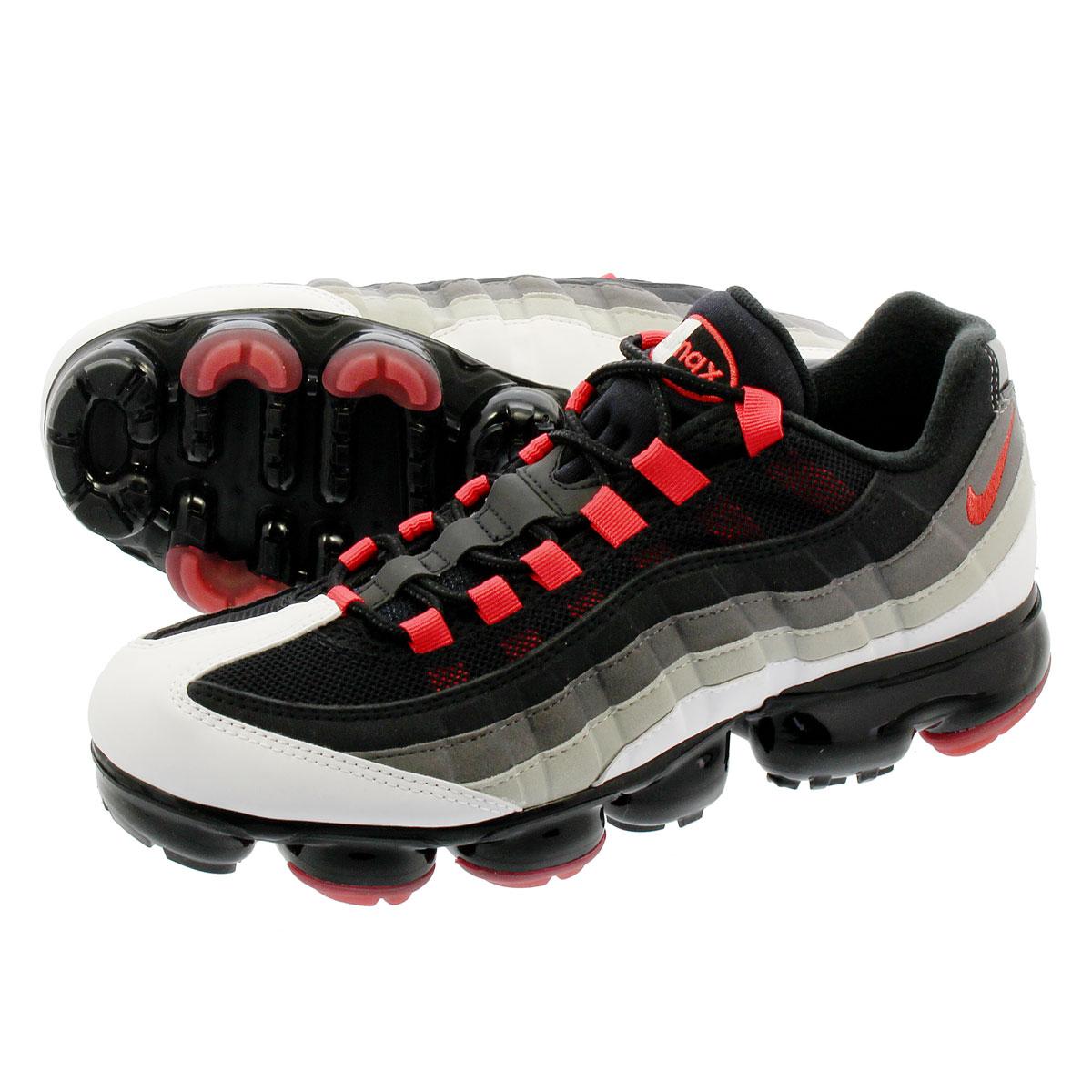 1b27f98c44cd LOWTEX PLUS  NIKE AIR VAPORMAX 95 Nike air vapor max 95 WHITE HOT RED DARK  PEWTER GRANITE aj7292-101