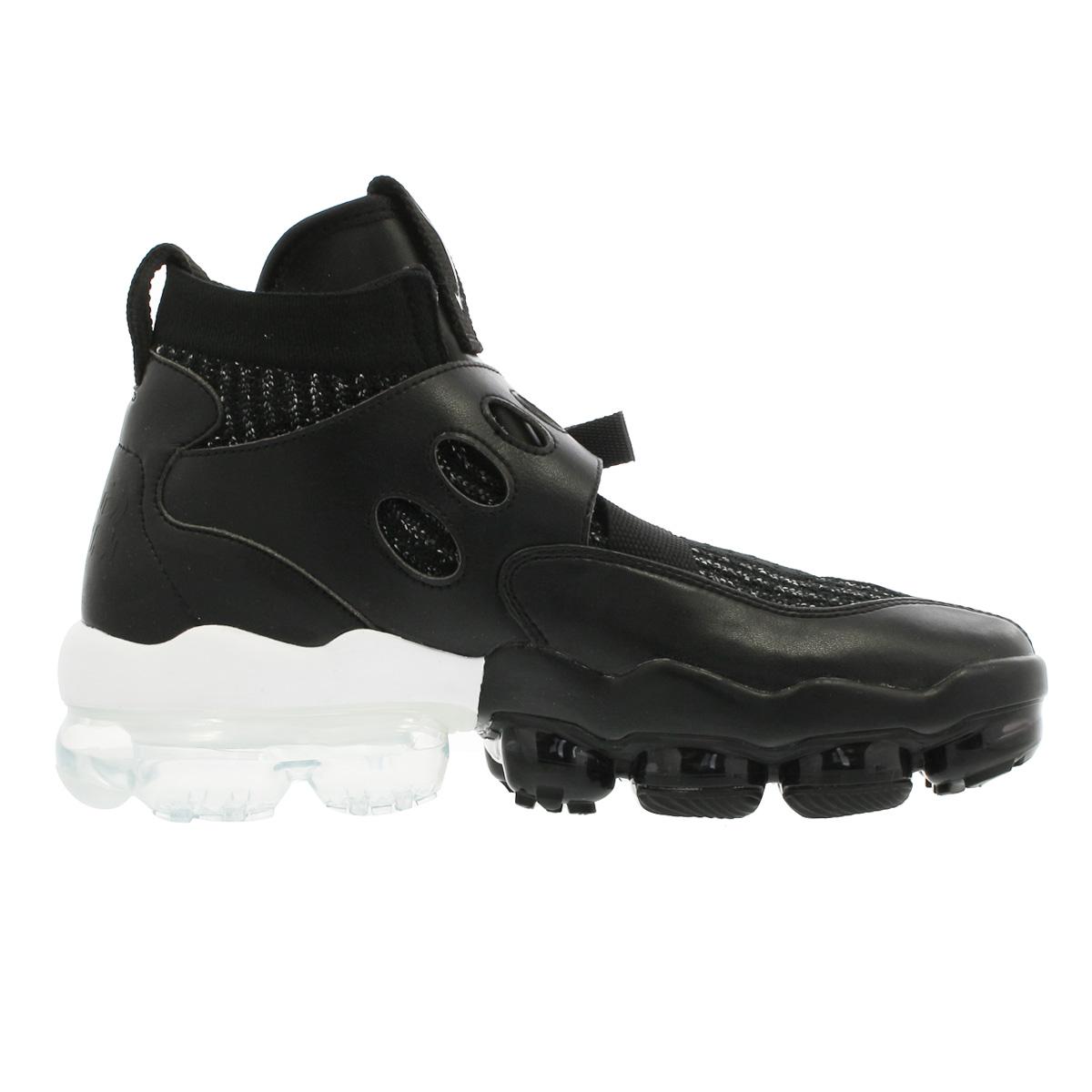 77c090503947 NIKE VAPORMAX PREMIER FLYKNIT Nike vapor max premiere fly knit BLACK METALLIC  SILVER WHITE ao3241-002