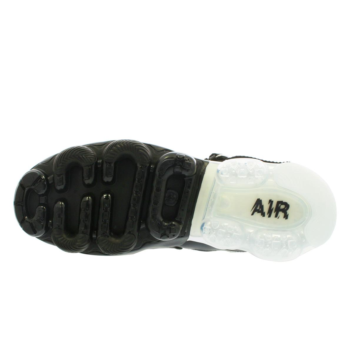 b79fa67a75279 NIKE VAPORMAX PREMIER FLYKNIT Nike vapor max premiere fly knit BLACK  METALLIC SILVER WHITE ao3241-002