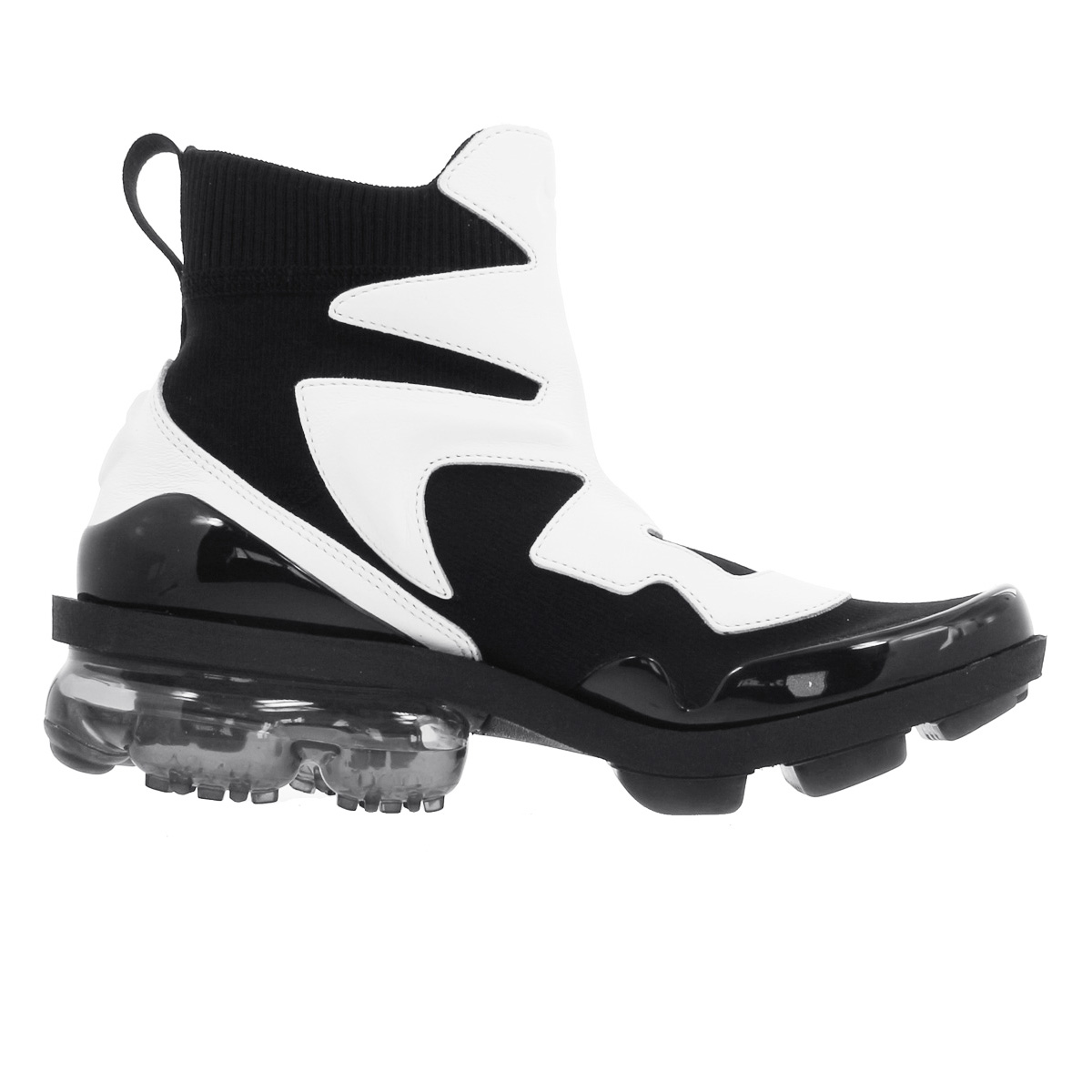 8dc8e5f8a5 ... NIKE WMNS AIR VAPORMAX LIGHT II Nike women air vapor max light 2 BLACK/ WHITE ...