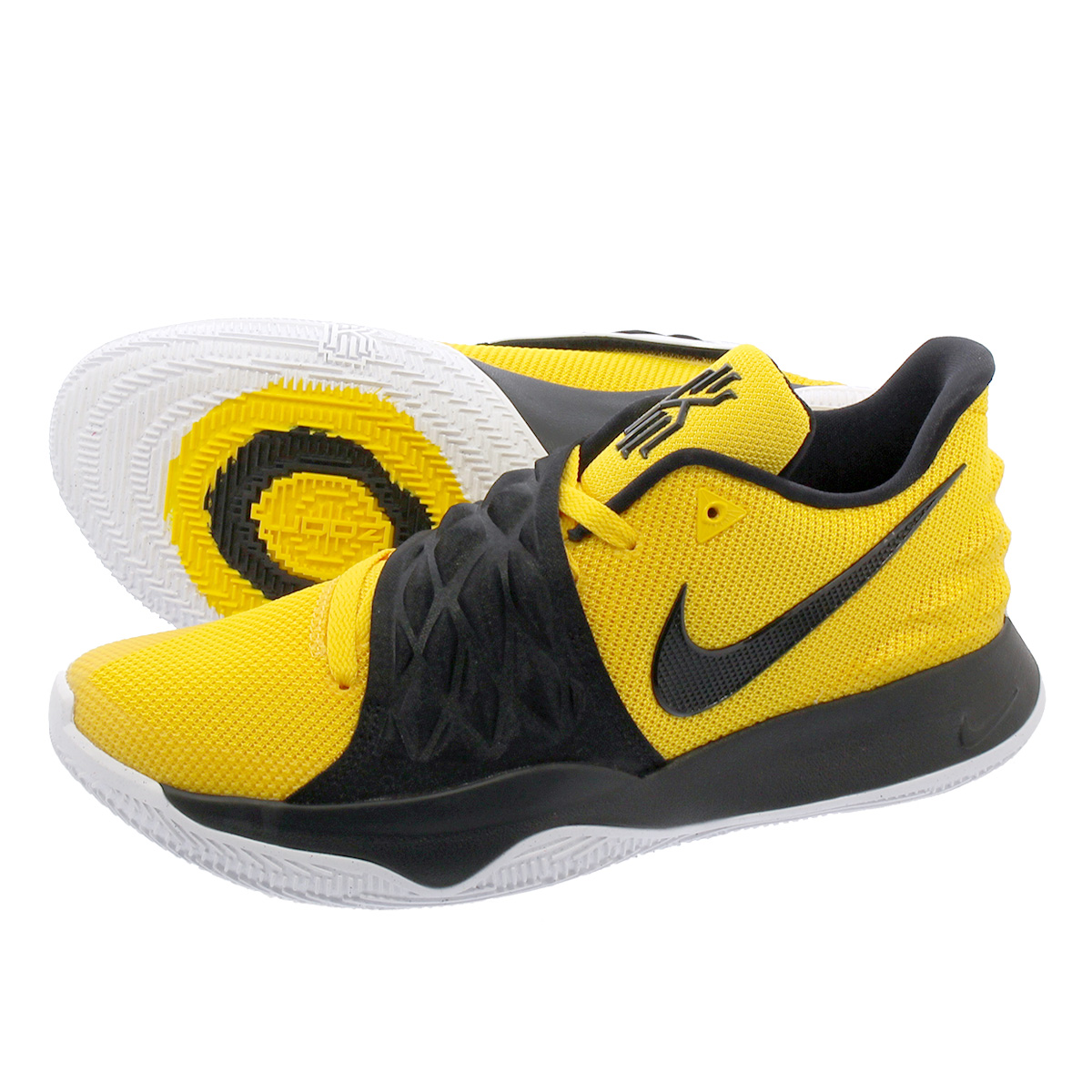 NIKE KYRIE 4 LOW ナイキ カイリー 4 ロー AMARILLO/BLACK ao8979-700