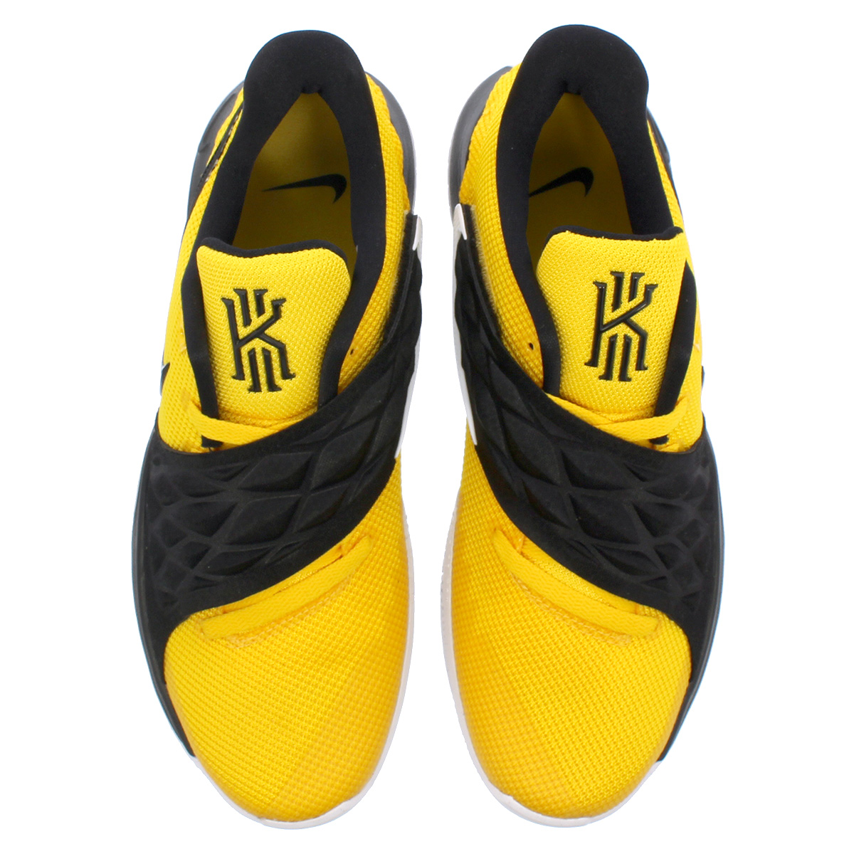 069570499127 LOWTEX PLUS  NIKE KYRIE 4 LOW Nike chi Lee 4 low AMARILLO BLACK ...
