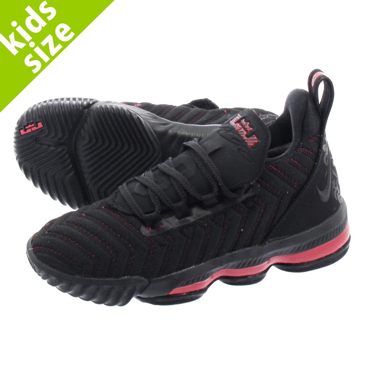 18405ee092f LOWTEX PLUS  NIKE LEBRON 16 PS Nike Revlon 16 PS BLACK UNIVERSITY ...