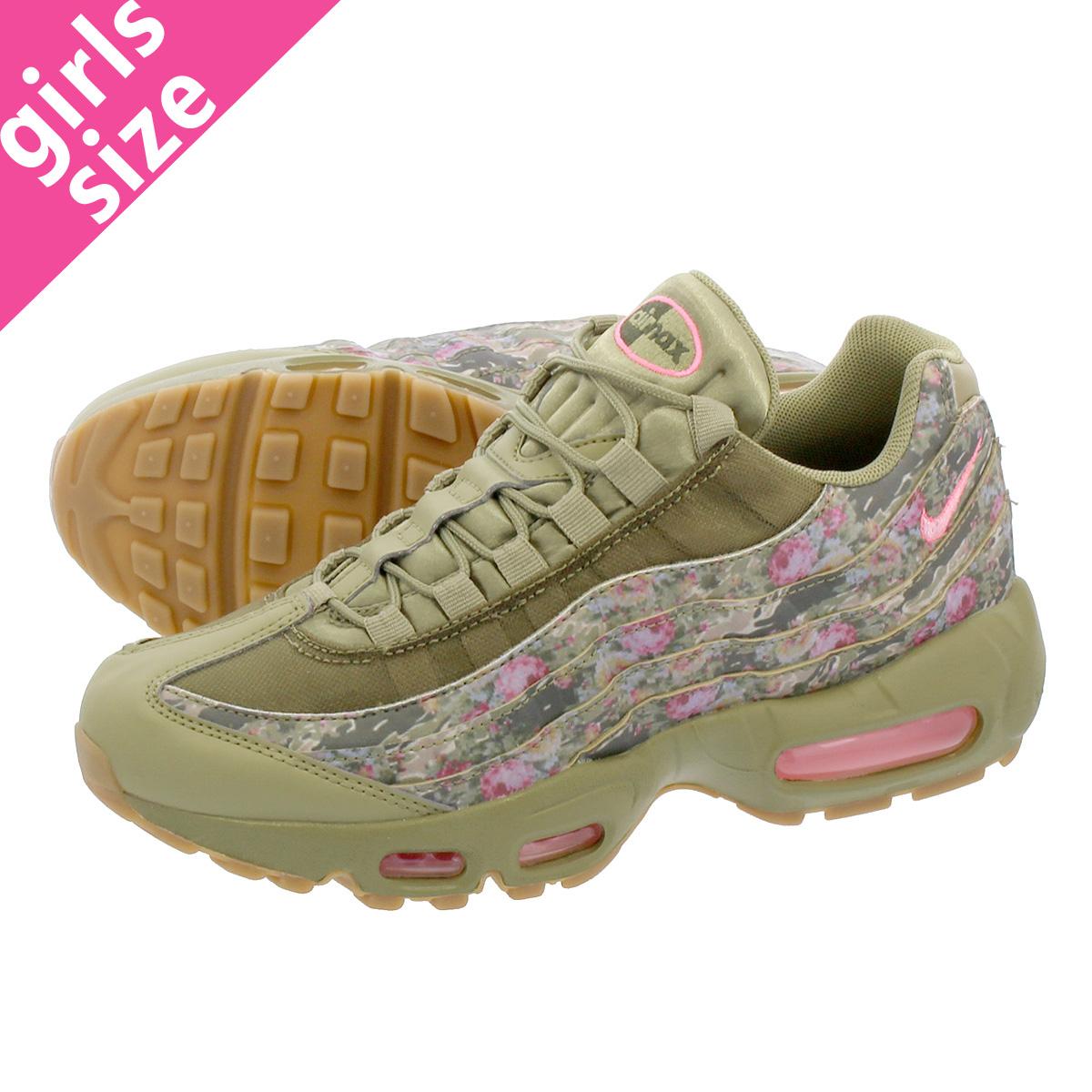 3d39b1a0ae LOWTEX PLUS: NIKE WMNS AIR MAX 95 Nike women Air Max 95 NEUTRAL OLIVE/ARCTIC  PUNCH aq6385-200 | Rakuten Global Market