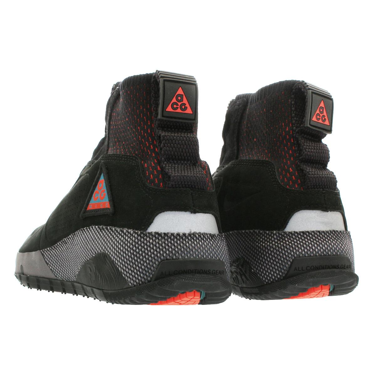 huge discount cb025 7a1bd NIKE ACG RUCKEL RIDGE Nike ACG ラックルリッジ BLACK GEODE TEAL HABANERO RED  aq9333-002