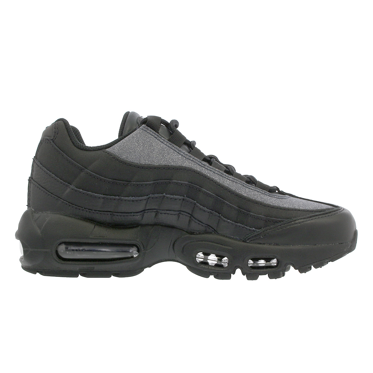 45c804e1b6 ... NIKE WMNS AIR MAX 95 SE Nike women Air Max 95 SE BLACK at0068-001 ...