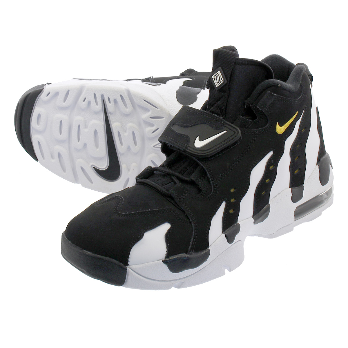 promo code 8250e 0c3da NIKE AIR DT MAX 96 Nike air DT max 96 BLACK WHITE VARSITY MAZE ...