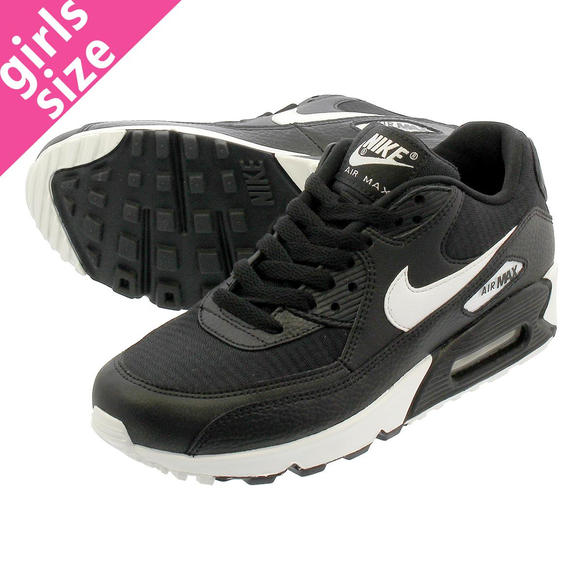 sneakers for cheap badff 9fc85 NIKE WMNS AIR MAX 90 Nike women Air Max 90 BLACK BLACK BLACK SUMMIT WHITE  325,213-060