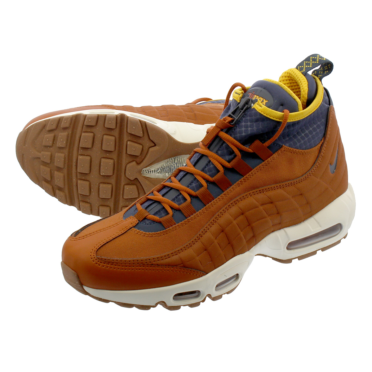 7f4363a5f7 ... coupon code for nike air max 95 sneakerboot kie ney amax 95 sneakers  boots dark russet ...