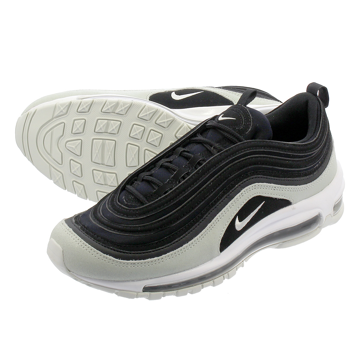 buy popular 461a1 dbc2a NIKE WMNS AIR MAX 97 PREMIUM Nike women Air Max 97 premium BLACK SPRUCE AURA  BLACK SPRUCE AURA 917,646-007