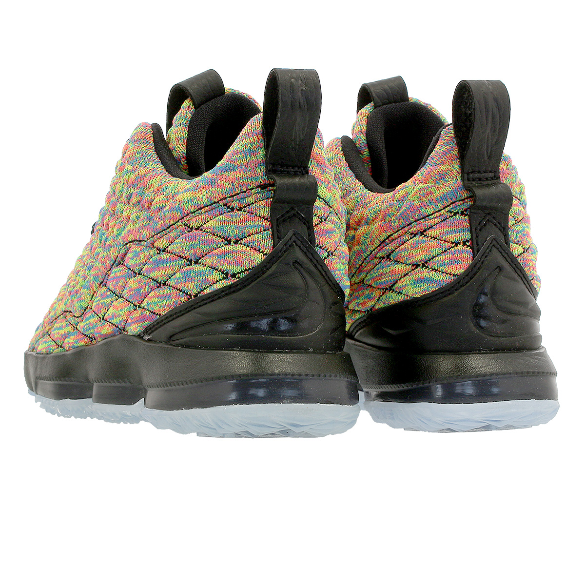 0148110a5a8 LOWTEX PLUS  NIKE LEBRON 15 PS Nike Revlon 16 PS BLACK MULTI COLOR ...