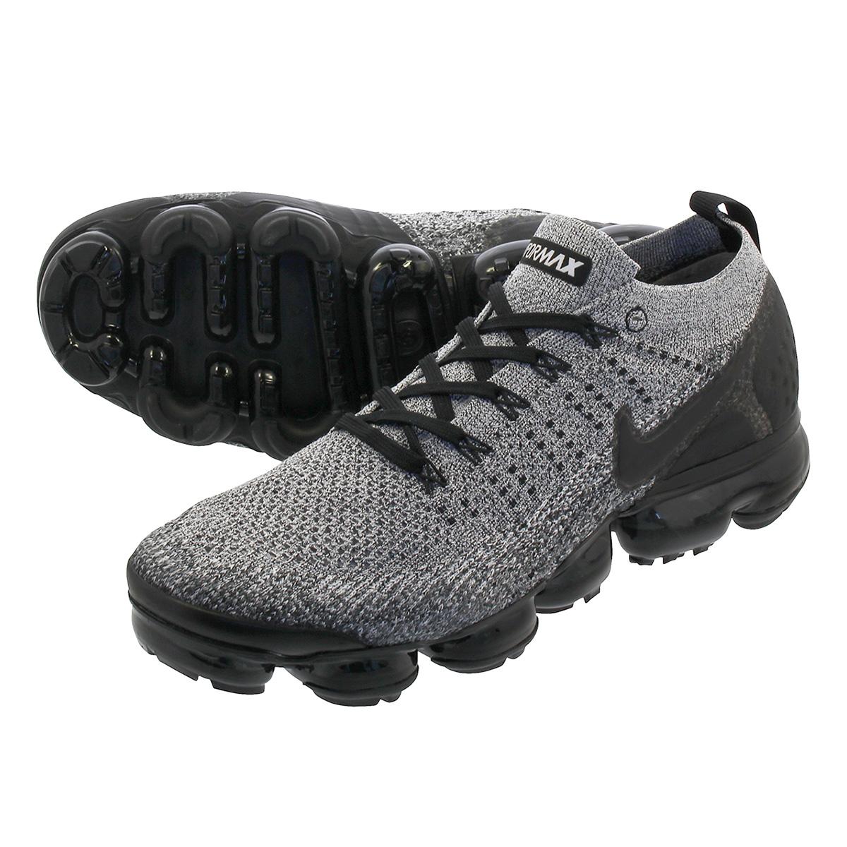 best website dcc87 f26f6 NIKE AIR VAPORMAX FLYKNIT 2 Nike vapor max fried food knit 2  WHITE/BLACK/BLACK 942,842-107