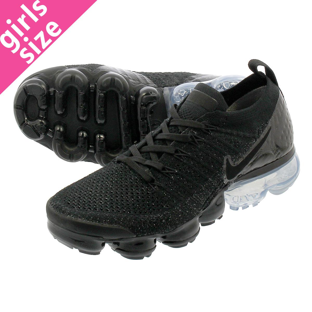 Nike Air VaporMax Flyknit 2 942842 107 Herren Schuh WeißSchwarz