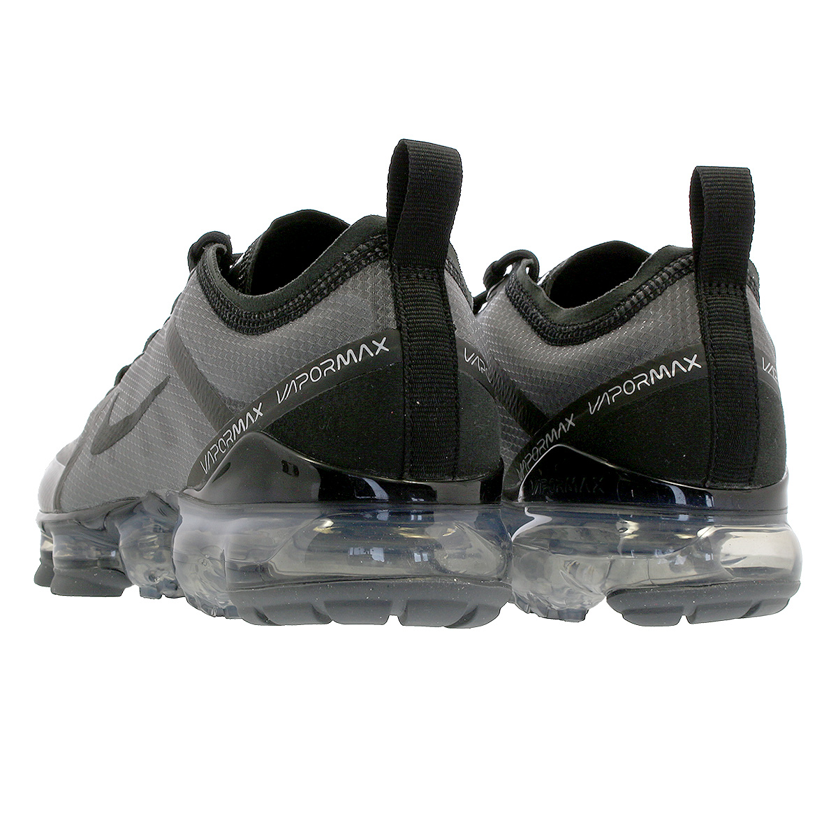 reputable site 1cc95 68cde ... NIKE AIR VAPORMAX 2019 GS Nike air vapor max 2019 GS BLACK BLACK BLACK  ...