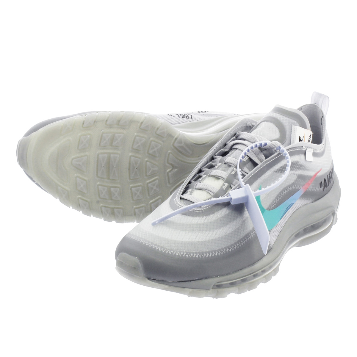 air max 97 off white menta for sale