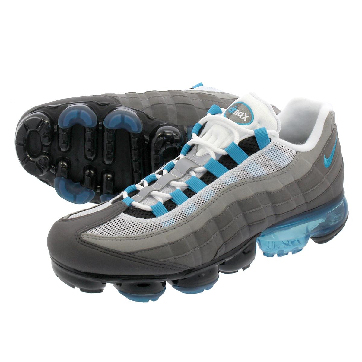 best sneakers 53fdb 5e67d NIKE AIR VAPORMAX 95 Nike air vapor max 95 BLACK/NEO TURQ/MEDIUM ASH/DARK  PEWTER aj7292-002