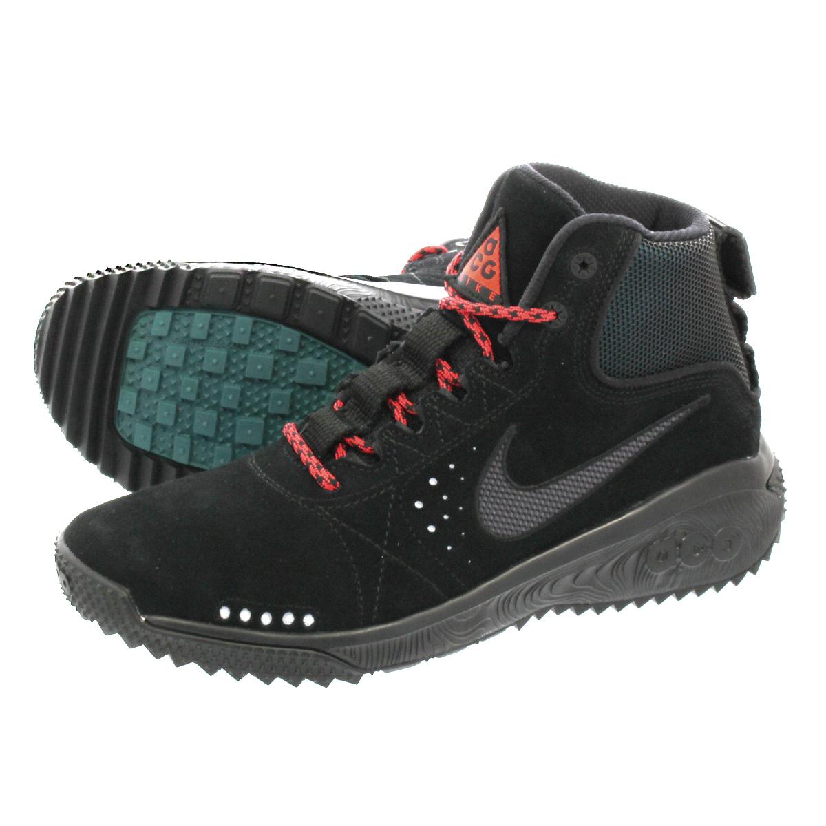 wholesale dealer 53ccf 0ab04 NIKE ACG ANGEL  S REST Nike ACG Angels rest BLACK OIL GREY THUNDER ...