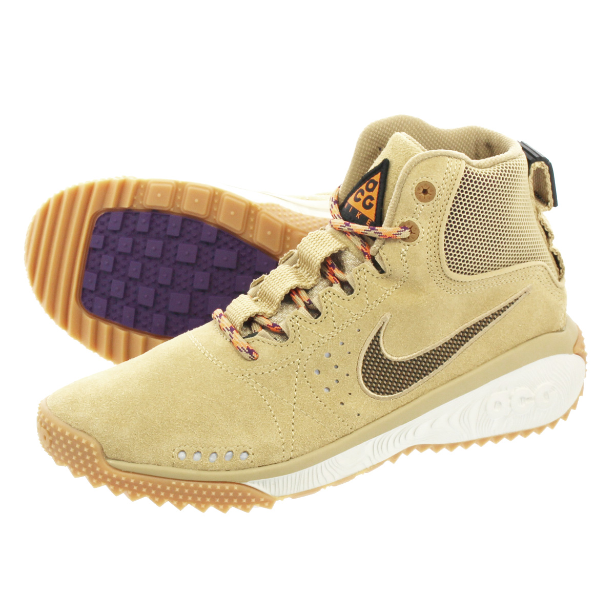 NIKE ACG ANGEL'S REST ナイキ ACG エンジェルズ レスト PARACHUTE BEIGE/LIGHT BONE/GUM LIGHT BROWN aq0917-200