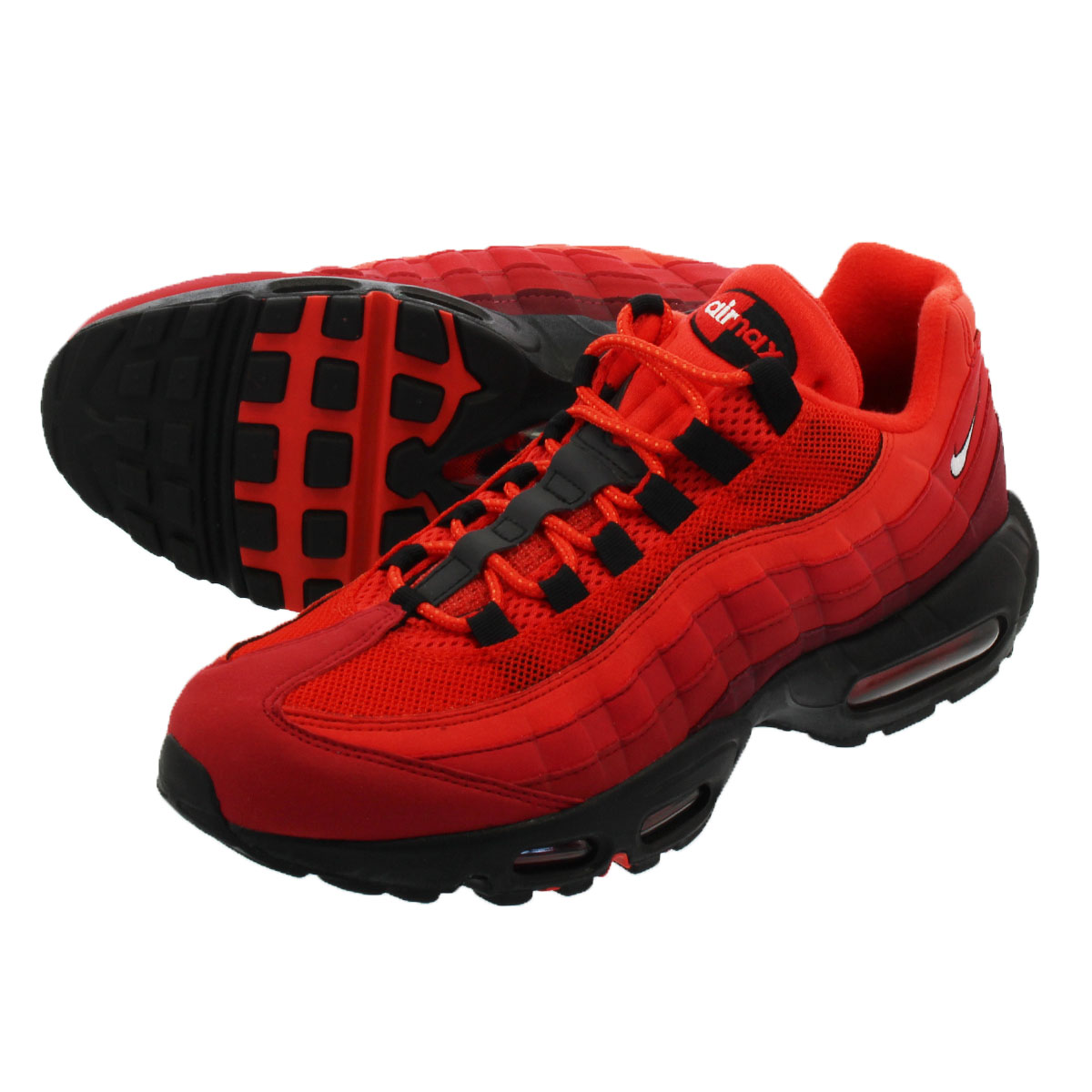 big sale be372 8d507 LOWTEX PLUS: NIKE AIR MAX 95 OG Kie Ney AMAX 95 OG HABANERO ...