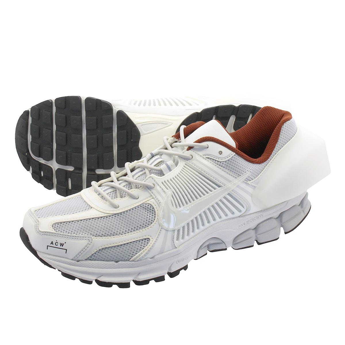 975826e33cd7f NIKE x A-COLD-WALL ZOOM VOMERO 5 Nike x アコールドウォールズームボメロ +5 SAIL OFF  WHITE SUMMIT WHITE at3152-100