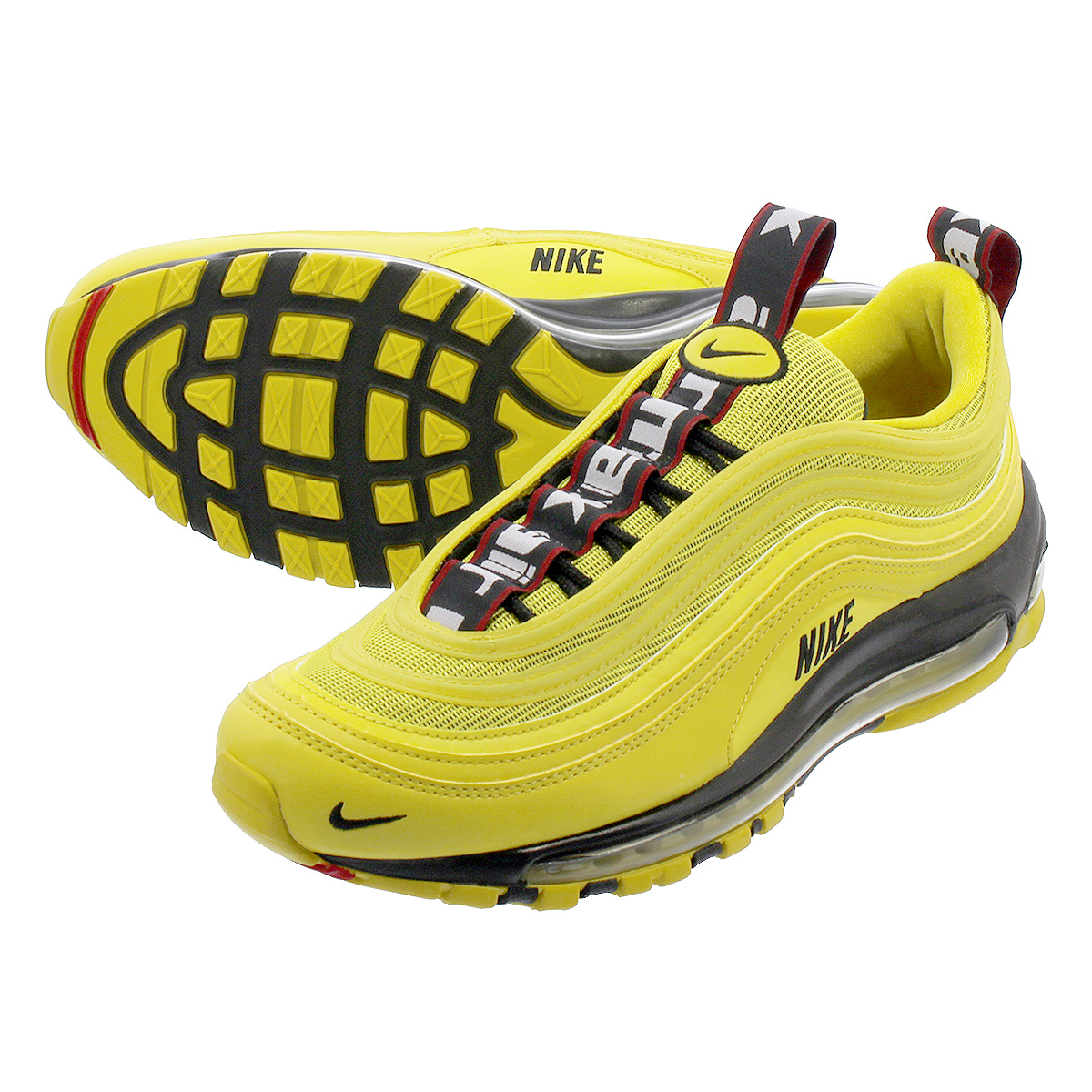 NIKE AIR MAX 97 ナイキ エア マックス 97 BRIGHT CITRON/BLACK/BLACK av8368-700