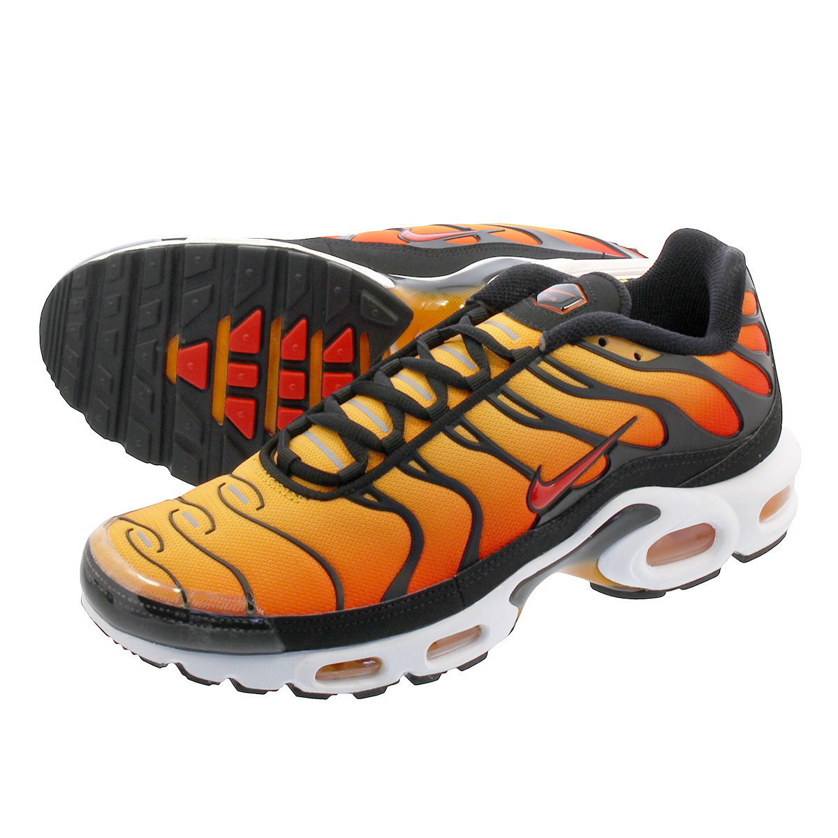 official photos 7d1a6 af44d NIKE AIR MAX PLUS OG Kie Ney AMAX plus OG BLACK/PIMENTO/BRIGHT  CERAMIC/RESIN bq4629-001