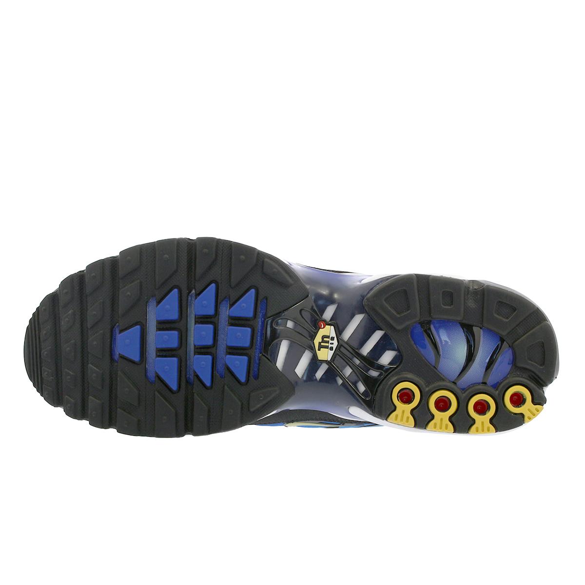 NIKE AIR MAX PLUS OG Kie Ney AMAX plus OG BLACKCHAMOISSKY BLUEHYPER BLUE bq4629 003