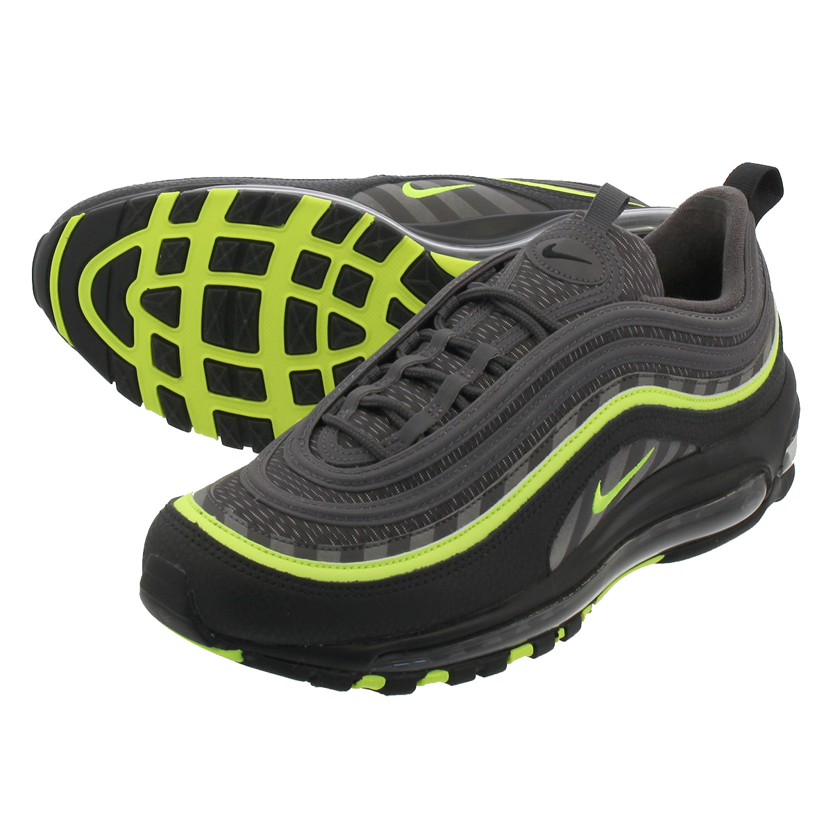 31296cfda8 LOWTEX PLUS: NIKE AIR MAX 97 Kie Ney AMAX 97 THUNDER GREY/LIME BLAST  bv6057-001 | Rakuten Global Market