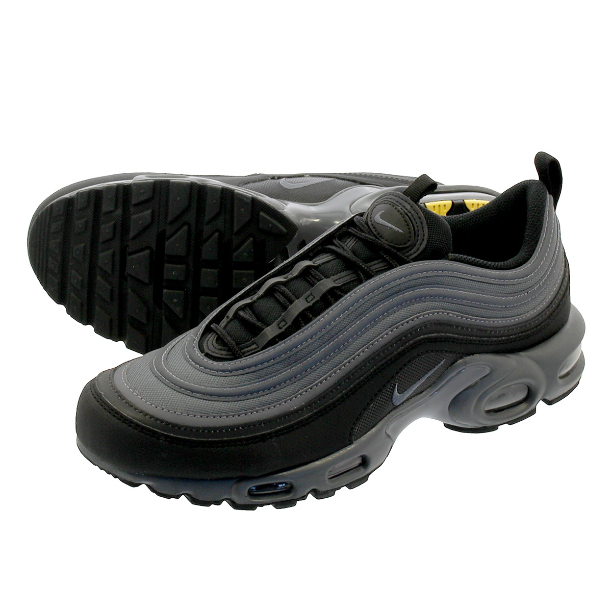 sports shoes 5f62c 6fce3 NIKE AIR MAX PLUS 97 Kie Ney AMAX +97 COOL GREY/PURE PLATINUM cd7859-001