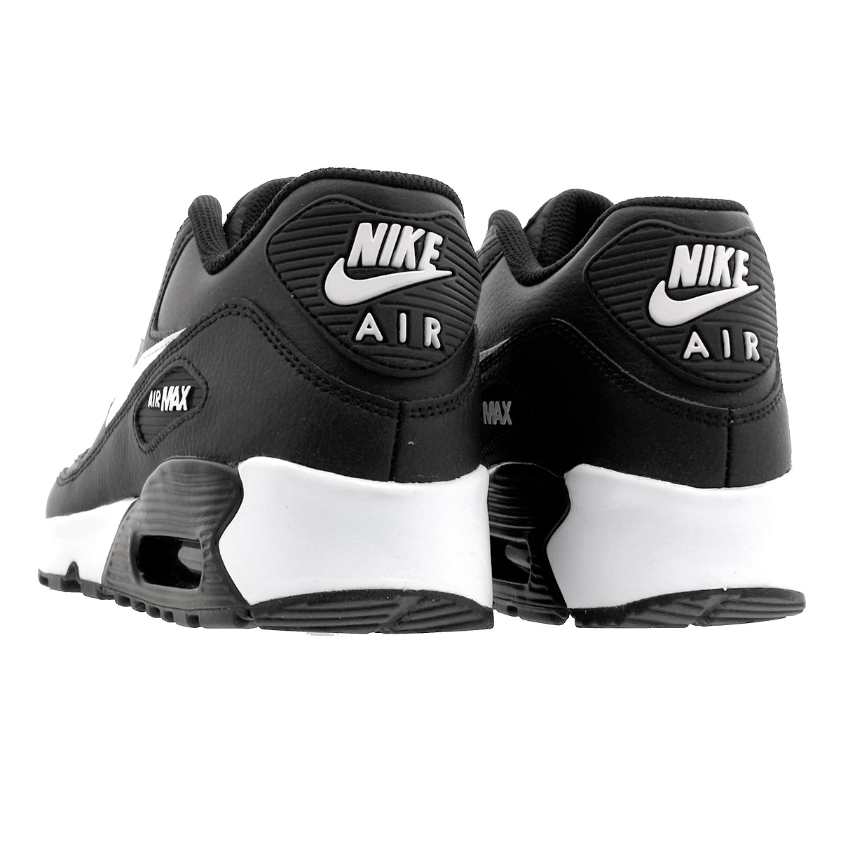 Zapatos NIKE Air Max 90 Ltr 90 (GS) 833412 025 BlackWhit