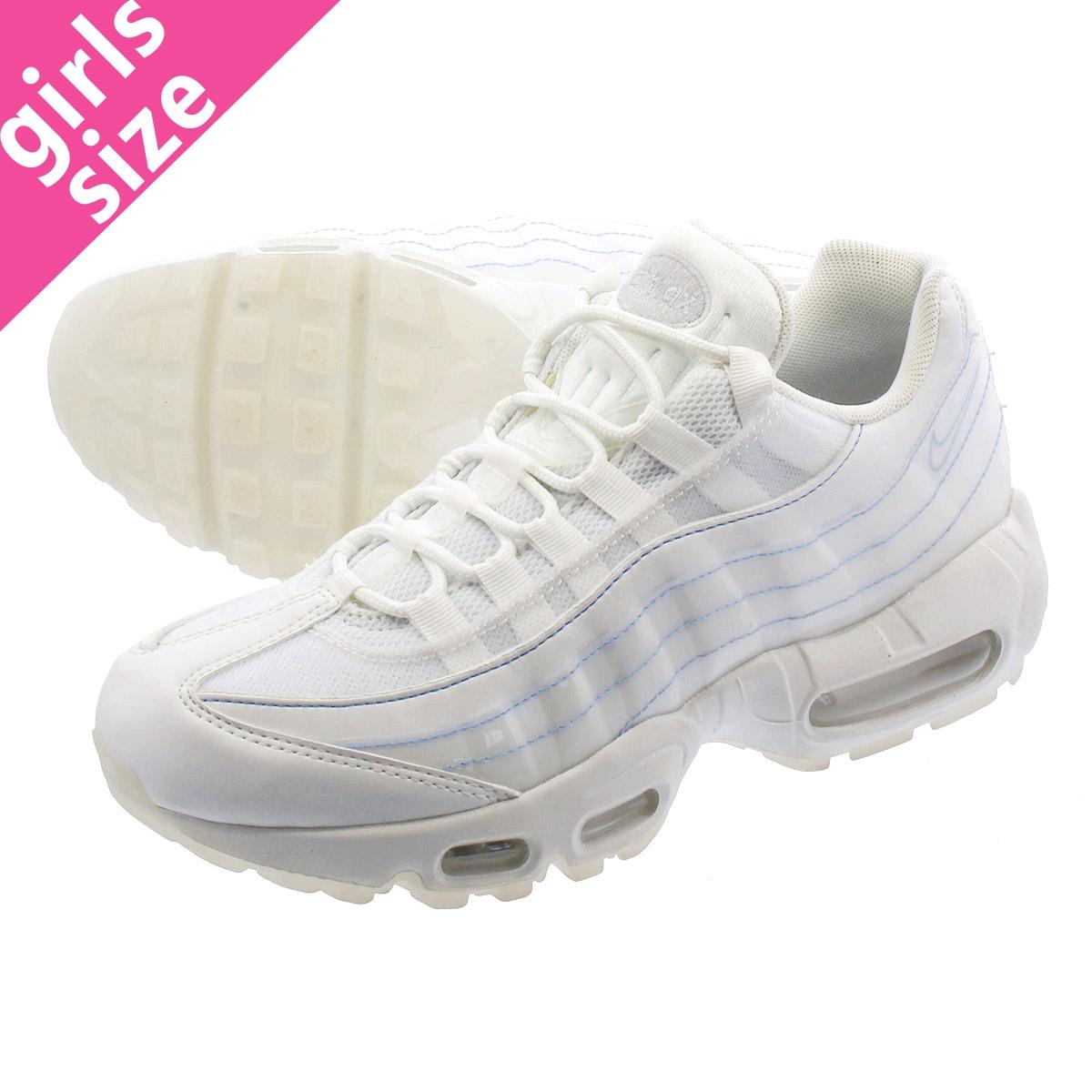 5a4f800c20 NIKE WMNS AIR MAX 95 SE Nike women Air Max 95 SE SUMMIT WHITE/SUMMIT ...