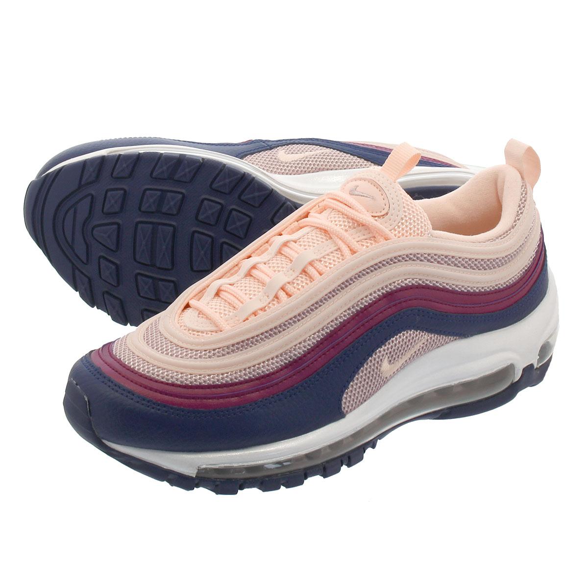 Nike Womens Air Max 97 Crimson Tint 921733 802