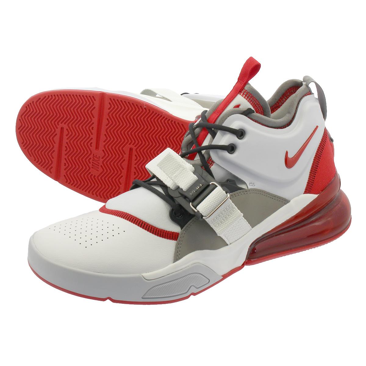 hot sale online 71818 39ab1 NIKE AIR FORCE 270 Nike air force 270 WHITE ah6772-102